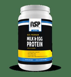 Milk & Egg Protein